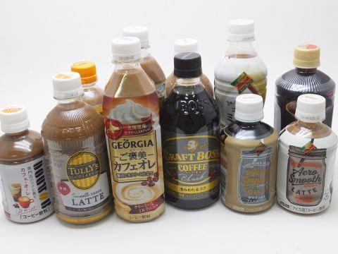 ペットボトルのコーヒーおすすめ!CRAFT BOSS( …