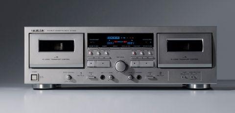 ティアックW-1200