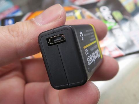 「OKCELL 9V Recharge Battery」