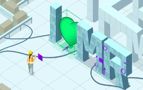 Microsoft、MRアプリ×2