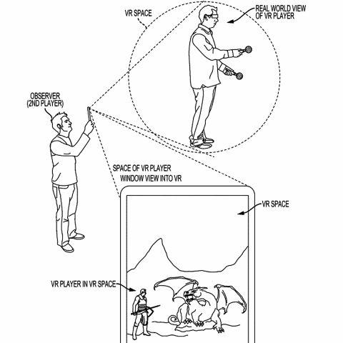 ソニーVR特許