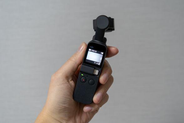 小型4KジンバルカメラOsmo Pocketは動画撮影の楽しさを教えてくれる