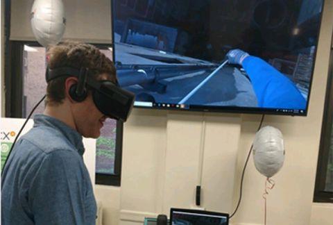 Verizon、VRで強盗対策