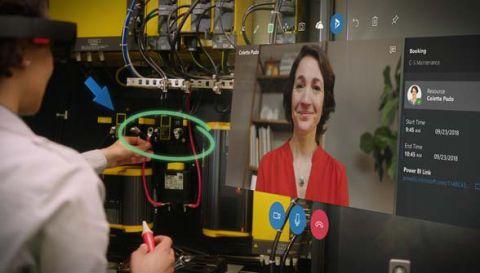 2月末にマイクロソフトのMRデバイス「HoloLens2」