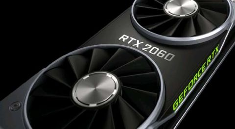 GeForce RTX 2060、VirtualLink