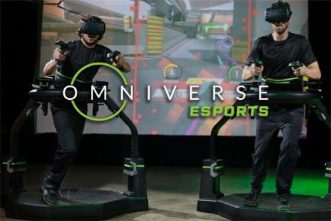 Omniverse VR Esports tournament