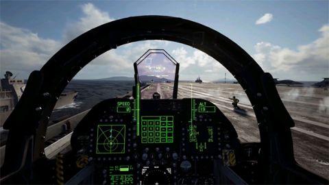 「エースコンバット7」VRモード