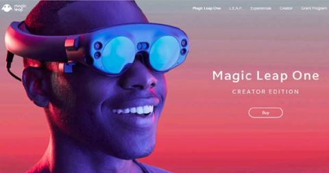 Magic Leapがソフトウェア開発者を募集