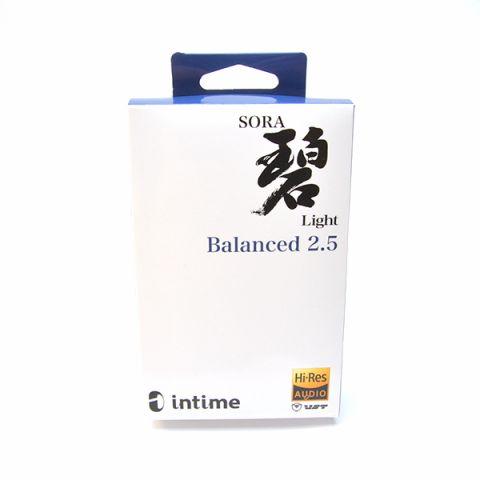 intime 碧(SORA)のバランス駆動版がe☆イヤホン限定で登場