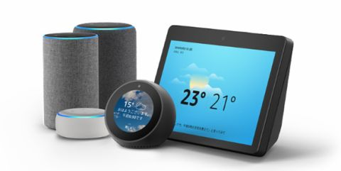 Alexaに話しかければ家中のAlexaが一斉にアナウンスする新機能