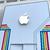 「Apple 丸の内」爆誕!? 三菱ビルにAppleマークが出現!