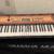 ヤマハ、木目調デザインの電子キーボード「PSR-E360」