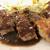 松屋「厚切り豚テキ定食」ニンニク×豚でガッツリ度120%
