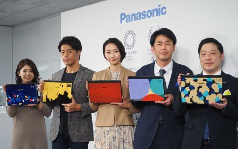 【PC】パナソニック レッツノート2020年春モデルを発表【東京五輪特別モデルも】