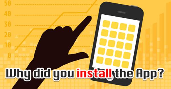 TVCMでユーザーがアプリをダウンロードする理由