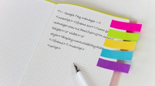 Googleタグマネージャ4つの導入理由と初期設定