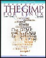 THE GIMP FOR LINUX表紙画面