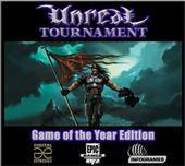 UNREAL TOUNAMENT:Game of The Year Edition