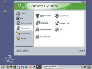 SuSE Linux Screen Shot