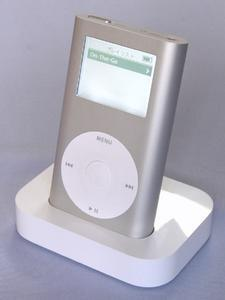 「iPod mini Dock」
