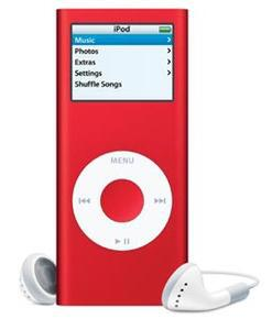 『iPod nano (PRODUCT) RED Special Edition』
