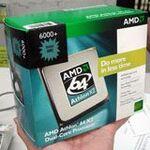 日本限定CPU「Athlon 64 X2 6000+」(89W版)を従来モデル(125W版)と比較!