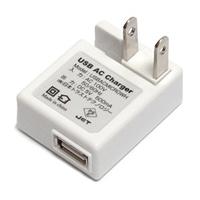 USB-ACチャージャー micro WHITE