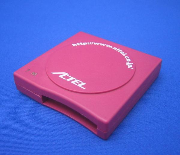 AS001の「赤耳Red」モデル
