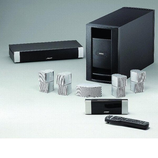 Lifestyle V-Class Home Theater System
