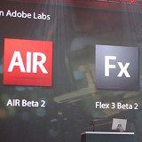 【Adobe MAX 2007 Vol.1】やはり3D対応だった――Flash Player次期版