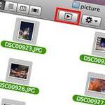 ファイルのスライドショーを最も簡単に実行するには?
