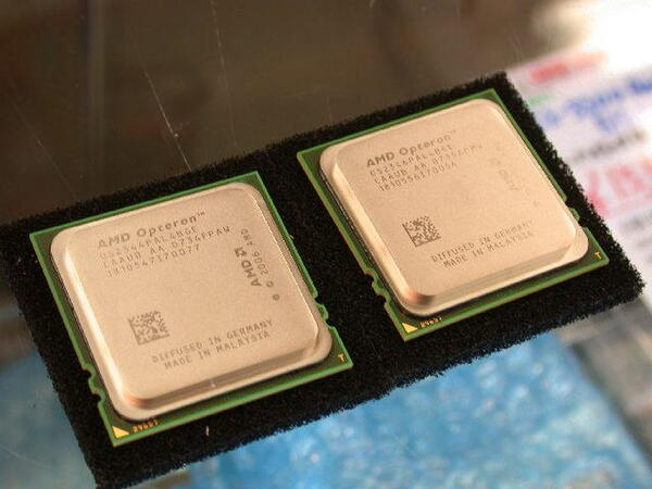 「Quad-Core AMD Opteron Processor」