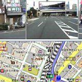 NTTレゾナント、ドライブ疑似体験サービス「ウォークスルービデオシステム」を機能追加
