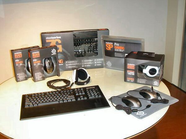 「SteelSeries」新製品