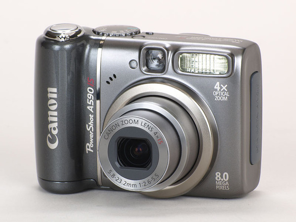 PowerShot A590 IS