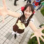 鮮やかな華が舞い踊るコスプレ! in ドリームパーティー2008【2着目】