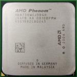 「Phenom X3 8750」コア1つ分の価値はいかほど?