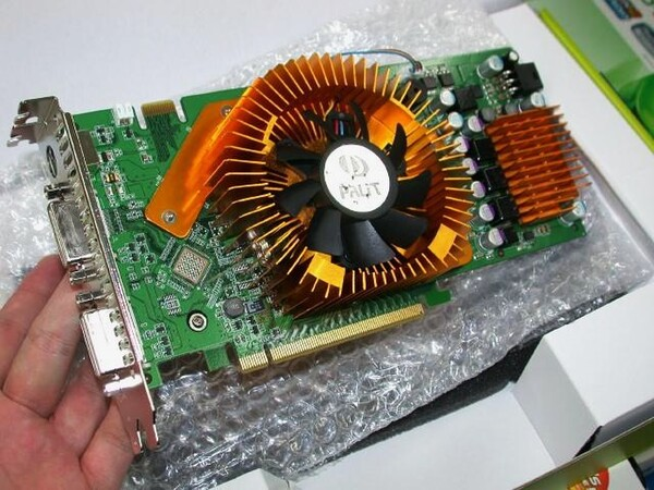 「GeForce 9600GSO Sonic 768MB」