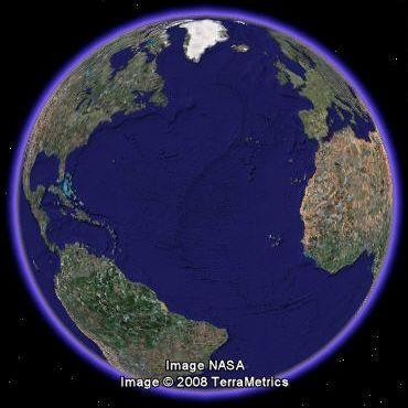 Google Earth API公開でマッシュアップが変わる!?