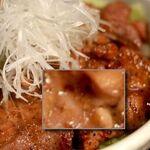 ステーキ丼をJavaScriptで美味しく拡大