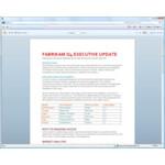 次のOfficeはウェブアプリ!? Office 14が初披露