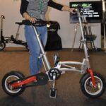 サイクルモード2008で見つけた刺激的な自転車アイテム