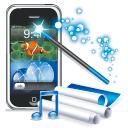iPhoneの壁紙を作ろう「ImagePhone」