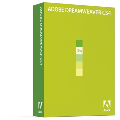 ウェブデザインの効率アップ! Adobe Dreamweaver CS4
