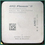 Socket AM3対応「Phenom II X4 810 & X3 720BE」の実力チェック