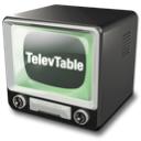 テレビ番組の見逃しを防ぐ「TelevTable」