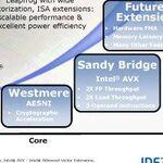 Westmere世代CPUへの最適化を進めたWindows 7