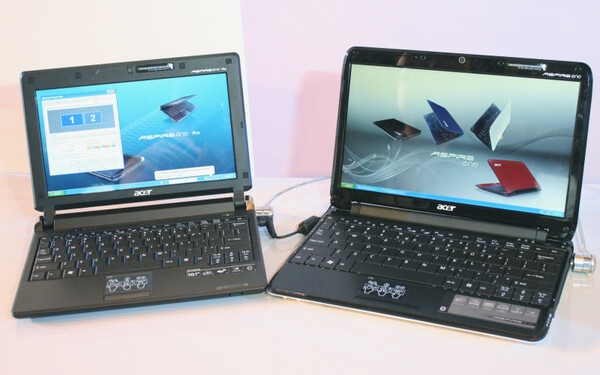 Aspire one ProとAspire one Ultra