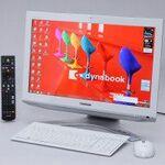 テレパソとしてさらに充実した新dynabook Qosmio D711