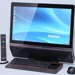 レノボ初の一体型デスクトップ IdeaCentre A600